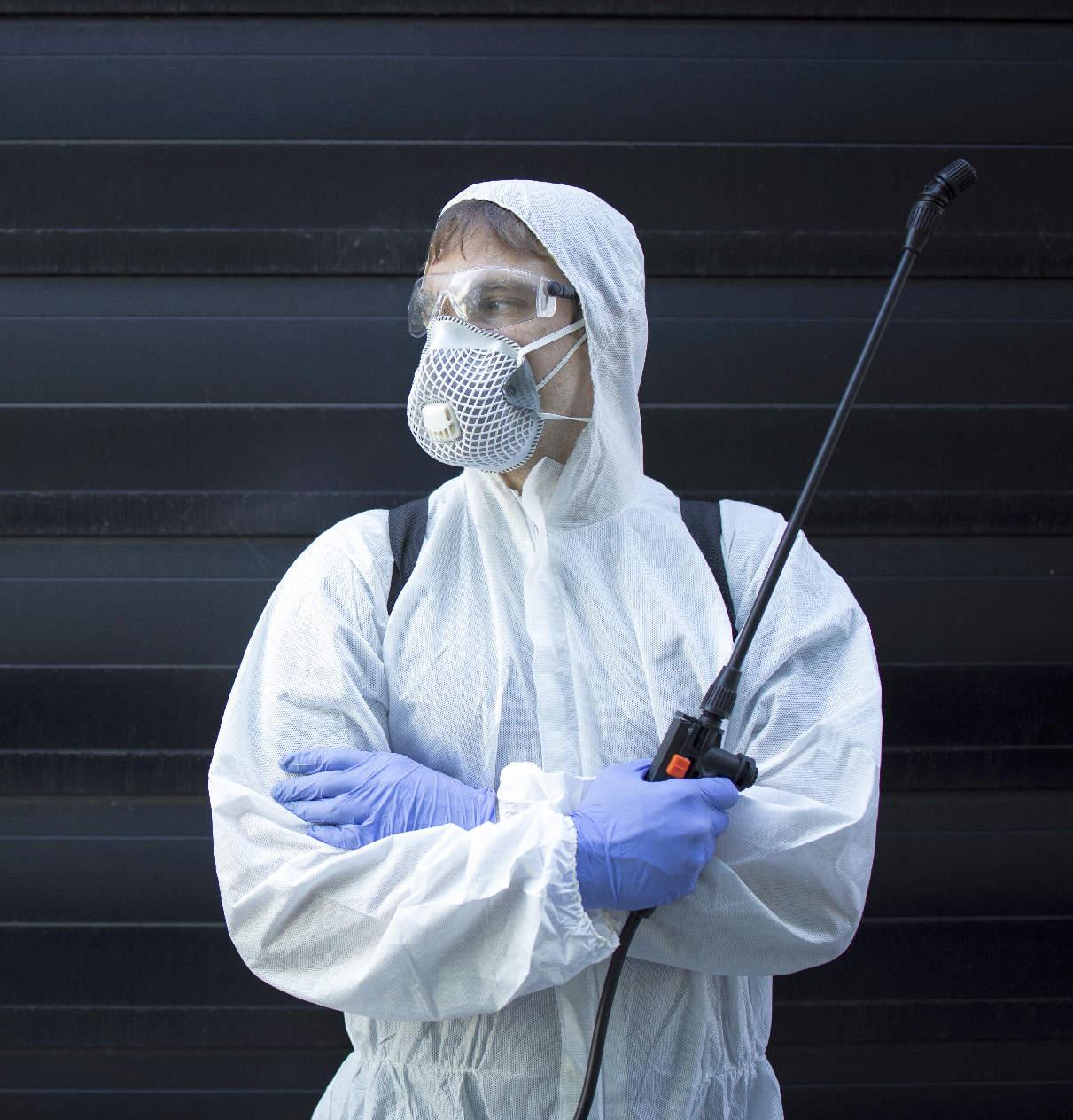 Dezynfekcja, dezynsekcja i deratyzacja HACCP, GMP GHP, AIB, BRC